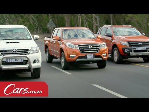 Hilux vs Ranger vs Steed: Ultimate Ride Comfort Test