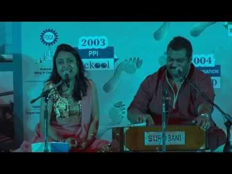 Live Ghazals And 'soulful' Songs By Udbhav Ojha & Pamela Jain video