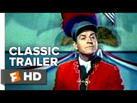 The Music Man (1962) Official Trailer - Robert Preston, Shirley Jones Movie HD