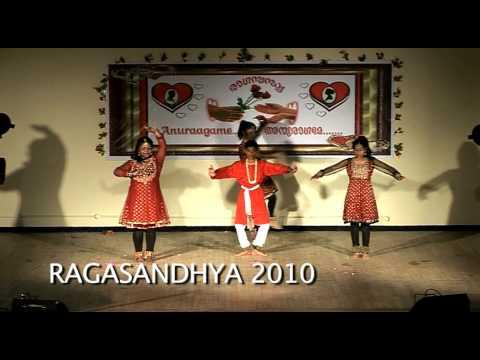 Ragasandhya 2010 - Krishna Nee Begane