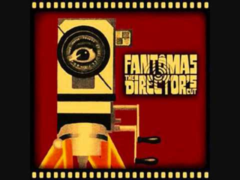 Fantomas - Experiment In Terror