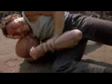 Van Damme IN HELL final fight
