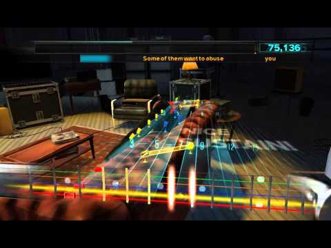 Sweet Dreams - Marilyn Manson Rocksmith Custom Song video