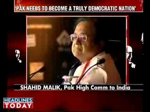 P.Chidambaram speech at the India Today Conclave 2010 - Part 2
