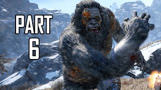 Far Cry 4 Valley of the Yetis DLC Walkthrough Part 6 - Meat Spin (FC4 Gameplay Commentary)
