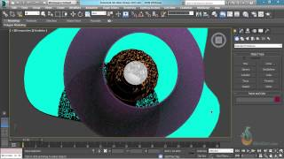 Thực hành 3ds Max - Bài 3 : Thao tác góc nhìn trong 3D