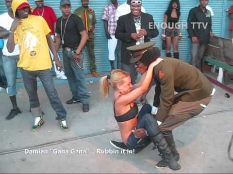 Passa Passa 63 - Kingston, Jamaica (2009) Part 2 | Wuk My Gyal, Swedish Fam Reppin - Enough Ttv video