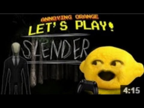Grandpa Lemon Juega Slender SUB Español