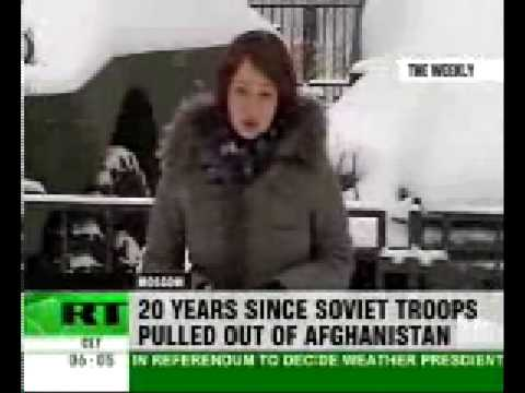 Russia Today - The Afghan War