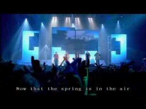 Westlife--seasons In The Sun (live) video