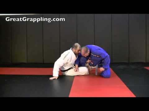 De La Riva Guard to Leg Drag Image 1