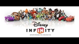 Disney Infinity-Crystal Character Reveal