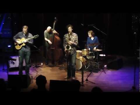 Damocles' Plan B - Iman Spaargaren Quartet live @ BIMhuis Young VIP Tour 2012 say it loud!.MOV