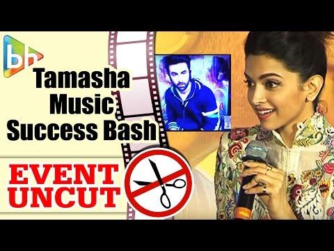 Tamasha Music SUCCESS Bash | Deepika Padukone | Ranbir Kapoor | Imtiaz Ali