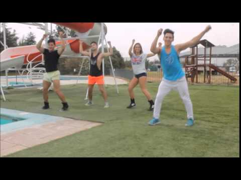 Gyal You A Party Animal Zumba Twins Ft  Raquel Call Luis Bravo video
