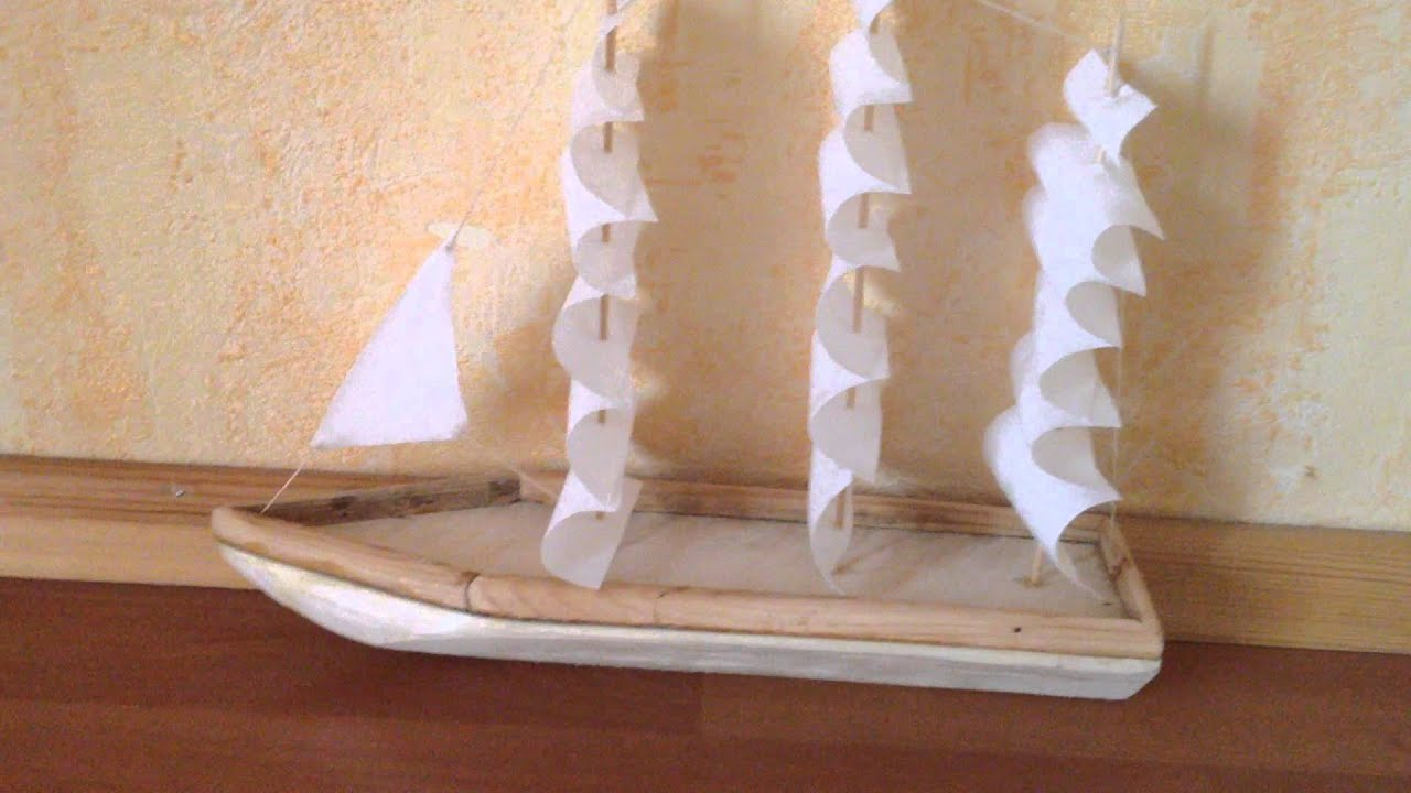 Как сделать кораблик своими руками? 7 Способов 36