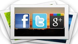 طريقة غير معروفة عند الكثيرين لنشر أي صورة مباشرة من صفحات الويب على مواقع التواصل (الفايس، التويتر، غوغل...)