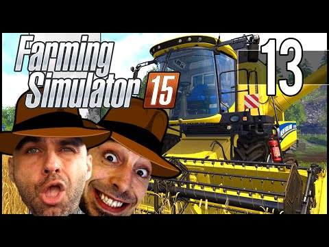 Farming Simulator 15 : When The Beet Drops! - Ep.13