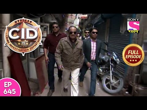 CID - Full Episode 645 - 11th  April , 2018 thumbnail