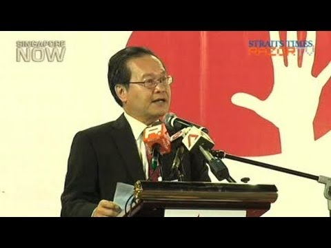 Kin Lian Rallies In Teochew, Tamil And Malay video