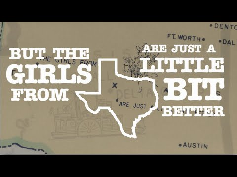 Pat Green - Girls From Texas