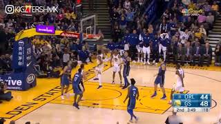 Golden State Warriors Best Play Highlights | 17/18 Season | First 41 Games
