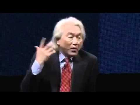 Dr. Michio Kaku Says America Has A Secret Super Weapon