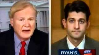 Paul Ryan on Hardball with Chris Matthews