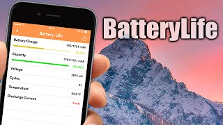 BatteryLife - iOS 8 Jailbreak Cydia Tweak