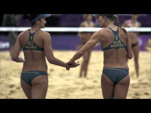 Women's Beach Volleyball London Olympic games 2012