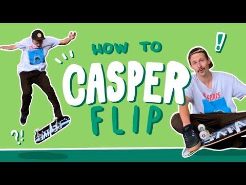How To Casper/Hospital Flip