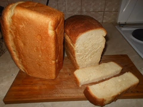 вкуснейший домашний хлеб