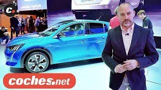 Peugeot 208 y e-208 | Salón de Ginebra 2019 en español | Coches eléctricos | coches.net