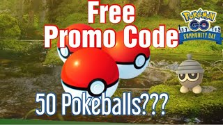 Free NEW PROMO CODE | Get free Pokeballs in Pokemon Go | M S Gaming BD
