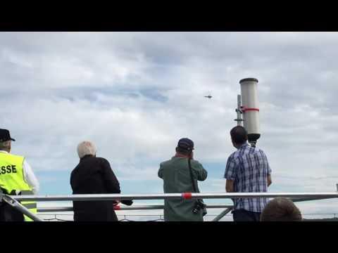 Saab Gripen crash jetpower 2016