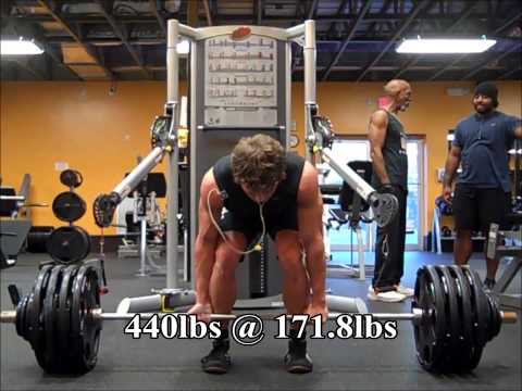 Deadlift Training Highlights @ 2.5 Weeks Out From My USAPL Powerlifting Meet Image 1