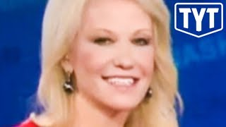 Kellyanne Conway FUMES When Asked About Husband's Comments