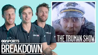 The US SailGP Team Breaks Down Iconic Sailing Movie Scenes | GQ
