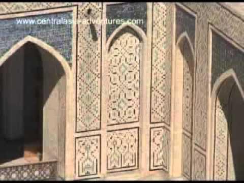 Tours-TV.com: Kalyan Mosque