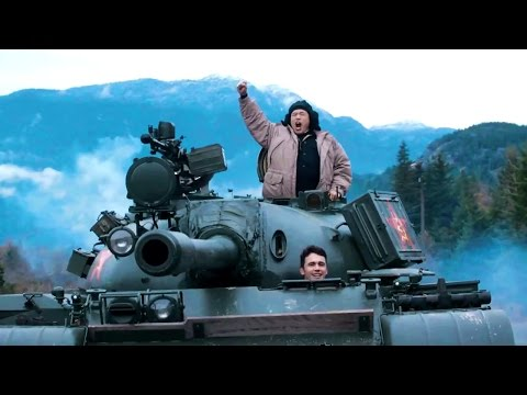 Top 10 Movie Tank Scenes