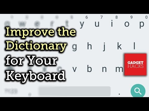 Add Words from Social Media, SMS, & Email for a Better Keyboard [How-To]