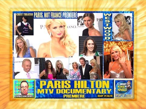 PARIS, NOT FRANCE PREMIERE, PARIS HILTON MTV DOCUMENTARY