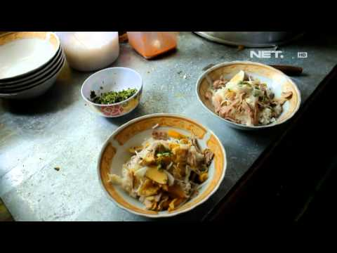 NET5 - Kuliner Tradisional Pedasnya Soto Ranjau