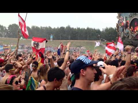 Neelix  Tomorrowland 2014 video