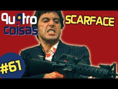 Scarface - Qu4tro Coisas WebsÓdio #61 video