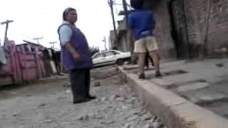 Video pelea vs estela y tangitas