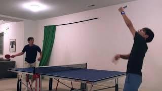 Ping Pong Got Heated!