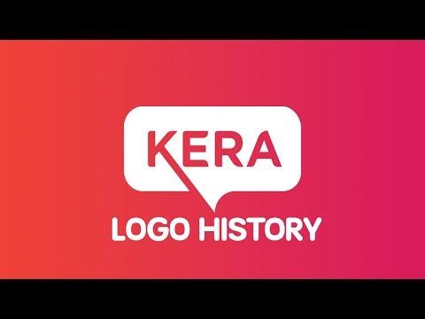 KERA Logo History 51