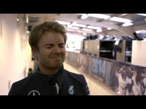 Nico Rosberg: Road to 2015 - Parts