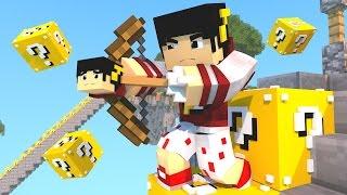 Minecraft Mods: ESCADONA - VIREI UMA FLECHA ‹ AM3NIC ›
